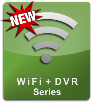 WiFi Series Hidden Camera Icon