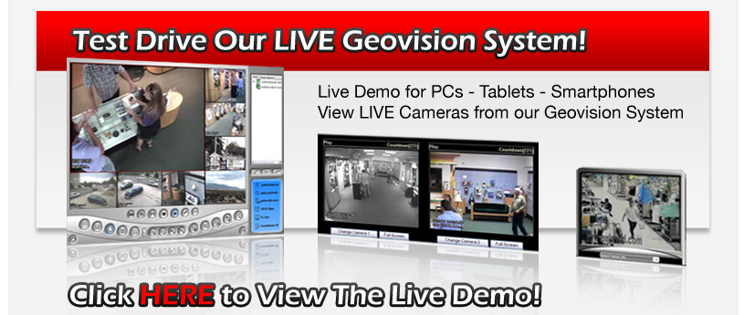 Click Here to View Geovision Live Demo