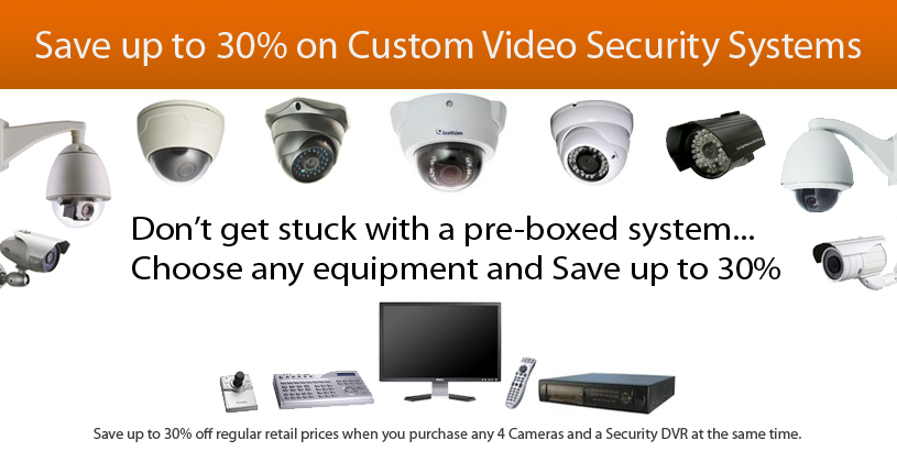 Call to get a free quote on an advances video security camera system today