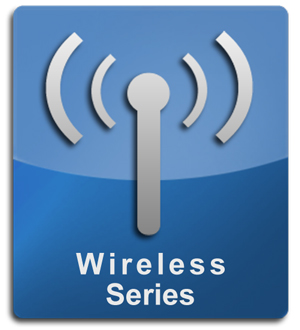 Wireless Series Hidden Camera Icon