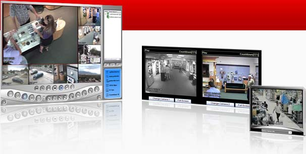 Live Home and Business Camera System