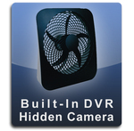 PalmVID DVR Lite Fan Hidden Camera